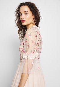 Needle & Thread - BUTTERFLY MEADOW BODICE MAXI DRESS - Ballkjole - pink - 3