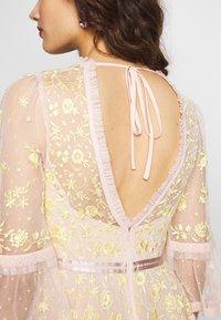 Needle & Thread - PENNYFLOWER DRESS - Cocktailkleid/festliches Kleid - pink - 6
