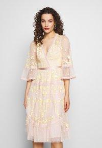 Needle & Thread - PENNYFLOWER DRESS - Cocktailkleid/festliches Kleid - pink - 0