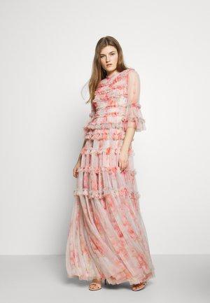 BELLEFLOWER GOWN - Společenské šaty - pink