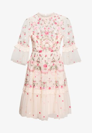 BUTTERFLY MEADOW DRESS - Vestito elegante - meadow pink