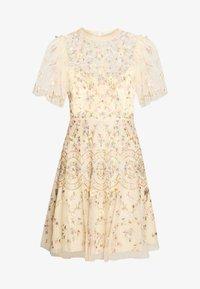Needle & Thread - SWEET PETAL SHORT SLEEVE DRESS - Vestito elegante - yellow - 5