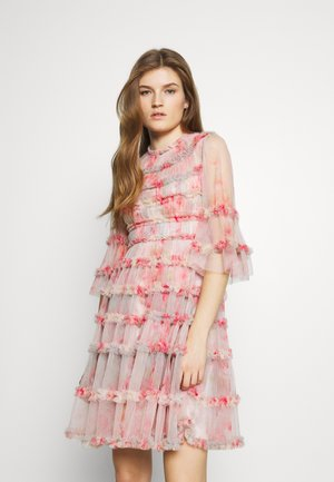 BELLEFLOWER DRESS - Sukienka koktajlowa - pink
