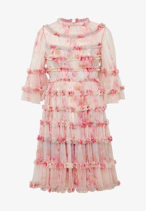 BELLEFLOWER DRESS - Cocktailjurk - pink