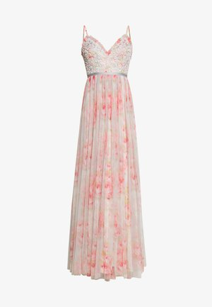 ANDROMEDA RUBY BLOOM CAMI GOWN - Ballkjole - pink