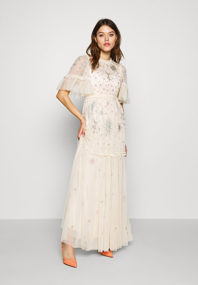 Needle & Thread - ETHER GOWN - Iltapuku - champagne