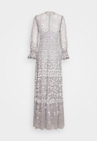 Needle & Thread - PATCHWORK SEQUIN GOWN EXCLUSIVE - Abito da sera - grey - 1