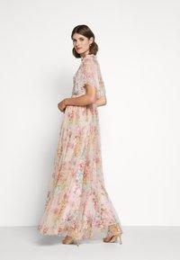 Needle & Thread - FLORAL DIAMOND BODICE DRESS - Vestido de fiesta - pink - 2