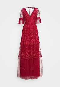 Needle & Thread - MIDSUMMER GOWN EXCLUSIVE - Occasion wear - deep red - 0