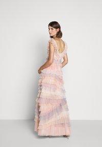 Needle & Thread - PETRA RUFFLE GOWN - Vestido de fiesta - desert rainbow - 2