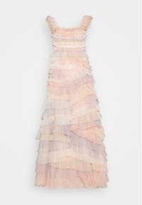 Needle & Thread - PETRA RUFFLE GOWN - Vestido de fiesta - desert rainbow - 5