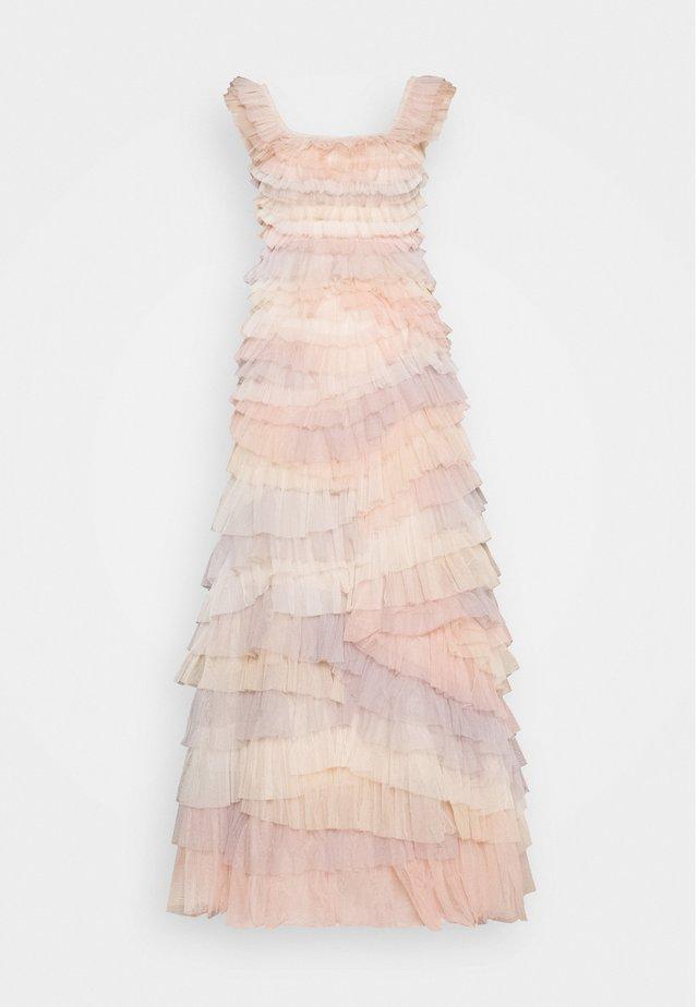 PETRA RUFFLE GOWN - Occasion wear - desert rainbow