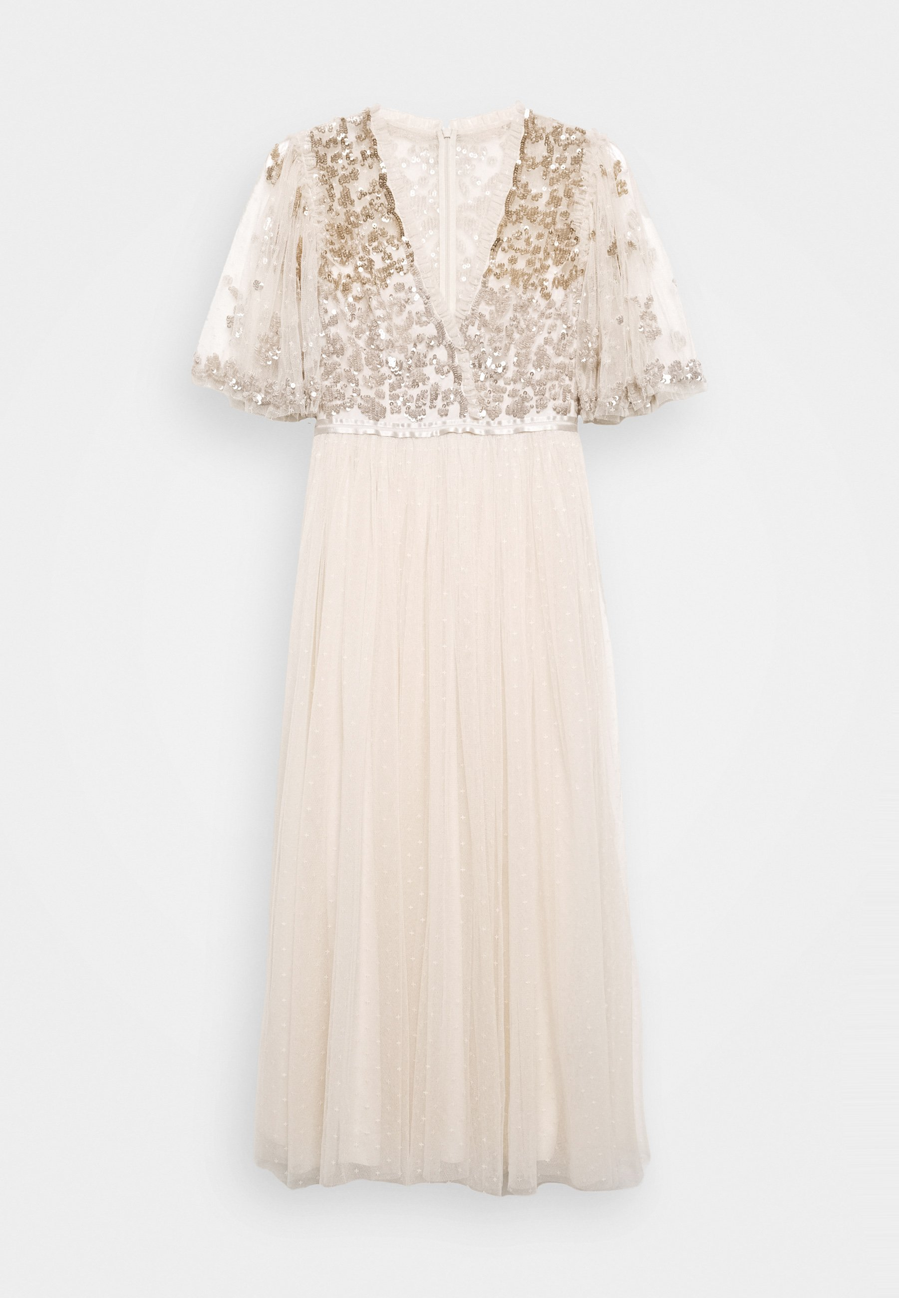 Needle & Thread PATCHWORK BODICE BALLERINA DRESS Robe de