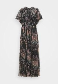 Needle & Thread - FLORAL DIAMOND BODICE MAXI DRESS - Abito da sera - grey - 0