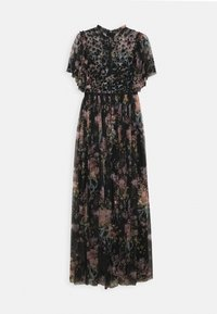 Needle & Thread - FLORAL DIAMOND BODICE MAXI DRESS - Abito da sera - grey - 1