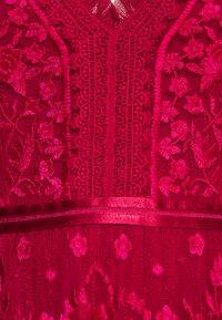 Needle & Thread - MIDSUMMER DRESS EXCLUSIVE - Vestito elegante - deep red - 2