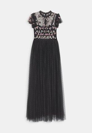 ROCOCO BODICE MAXI DRESS EXCLUSIVE - Iltapuku - champagne/black