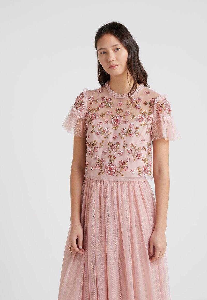 Needle & Thread - CARNATION - Blusa - pink