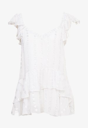 KALILA LOVE CAMI TOP - Blouse - ivory