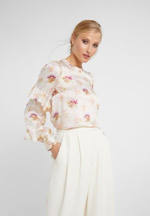 BESSIE TOP - Blouse - champagne