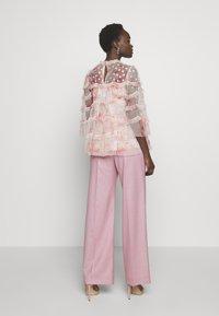 Needle & Thread - RUBY BLOOM - Blus - pink - 2
