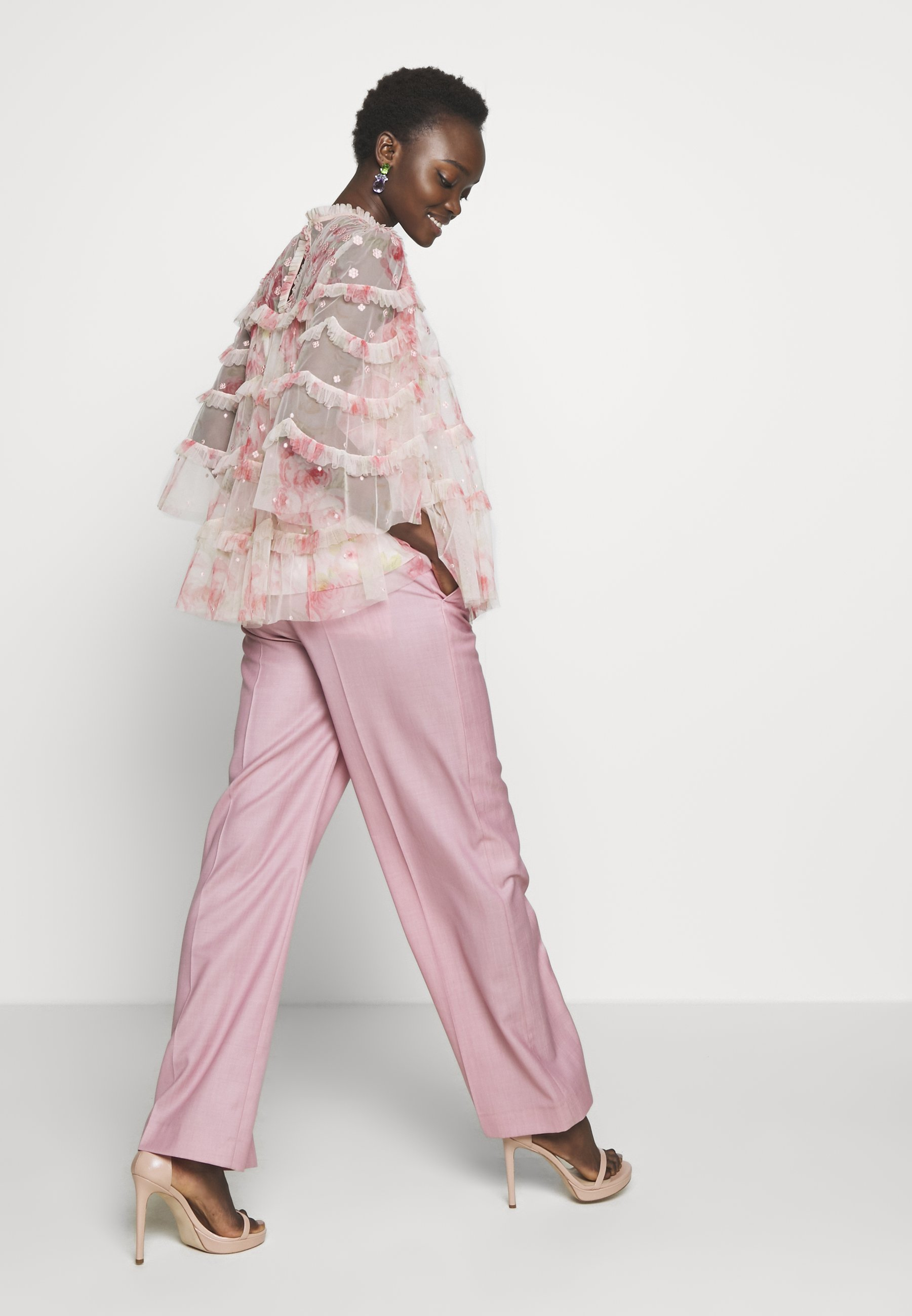 Needle & Thread RUBY BLOOM - Bluser - pink