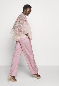 Needle & Thread - RUBY BLOOM - Blus - pink - 4