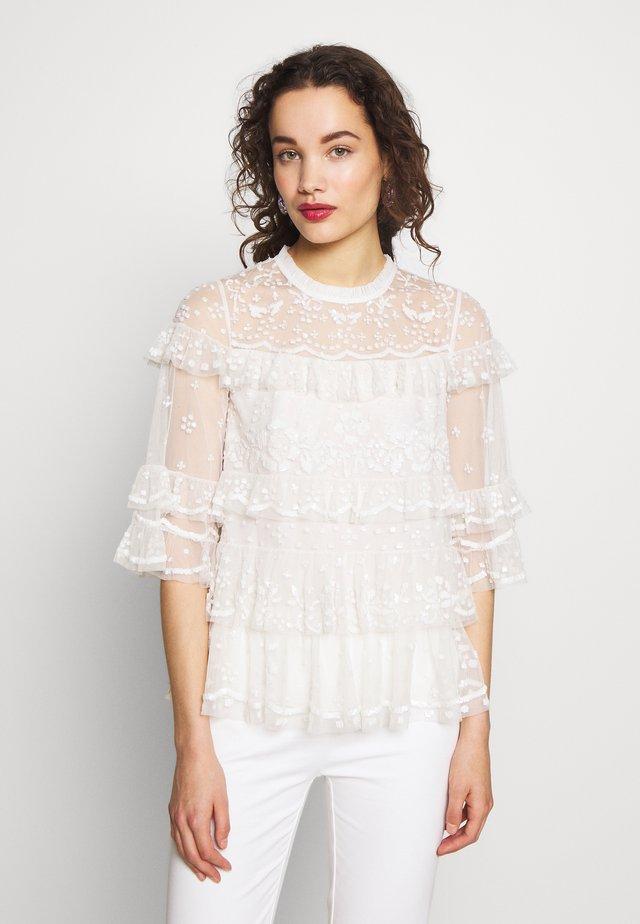 ELOISE - Bluse - white