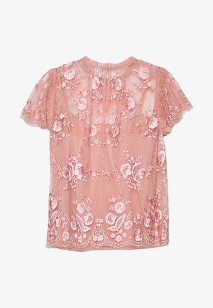 ASHLEY EXCLUSIVE - Blus - desert pink