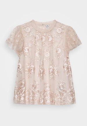 ASHLEY EXCLUSIVE - Blouse - ballet slipper