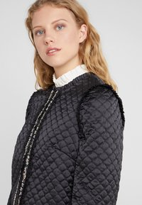 Needle & Thread - QUILTED  - Blazer - graphite - 3