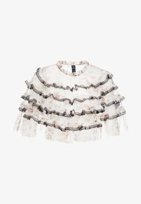 Needle & Thread - GARLAND MARIE CAPE - Viitta - ivory - 5