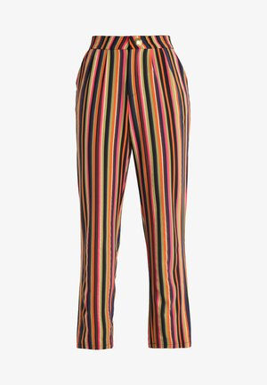 GELBERTE PANTS - Kalhoty - multi-coloured