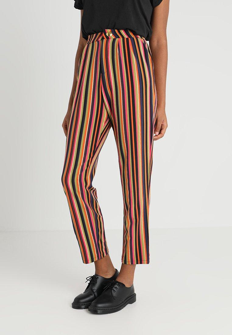 Nümph - GELBERTE PANTS - Broek - multi-coloured