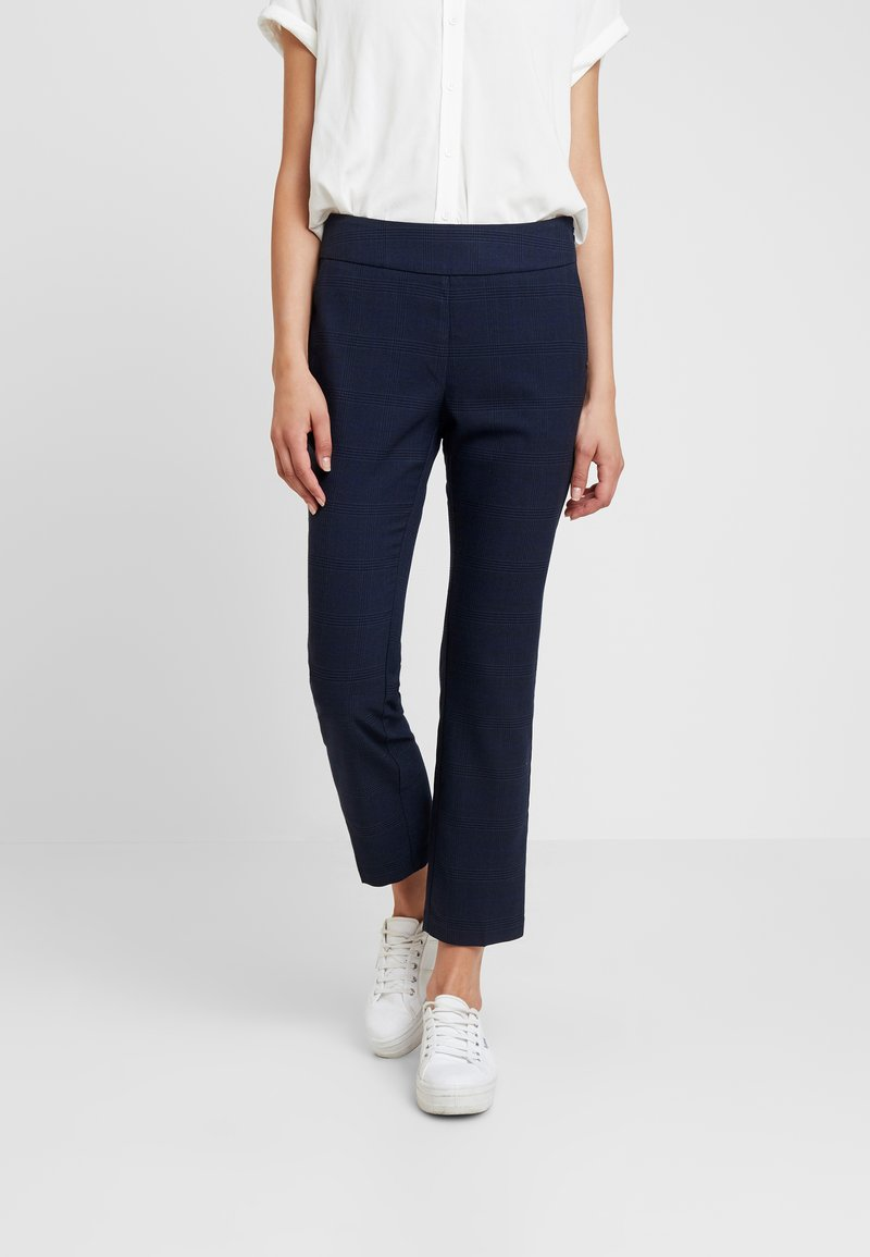 Nümph - NUMARILEE PANTS - Pantalones - dark saphire