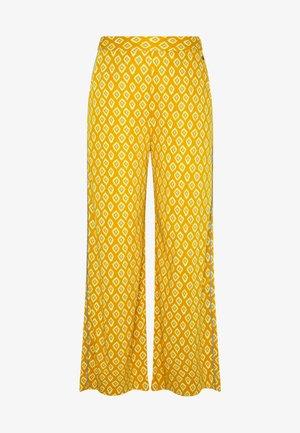 NUAILANI PANTS - Trousers - yellow
