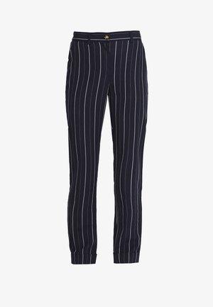 ALYVIA PANTS - Kalhoty - dark blue