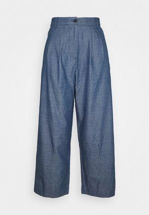 NUBRINSLEY PANTS - Trousers - moonlite