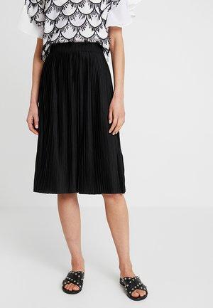 MARIOTA SKIRT - A-line skirt - caviar