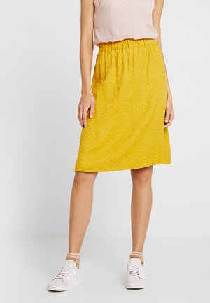 GITZI SKIRT - Áčková sukně - tawny o