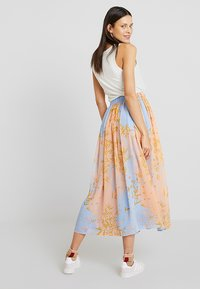 Nümph - MANETTE SKIRT - Maxikjol - peach - 2