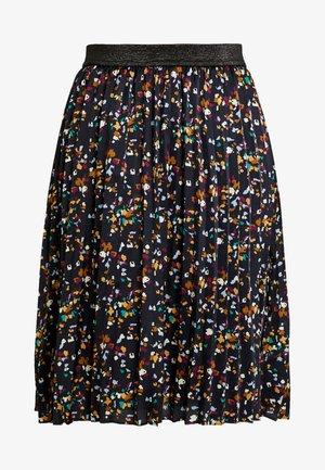 NUNANNA SKIRT - Áčková sukně - dark saphire