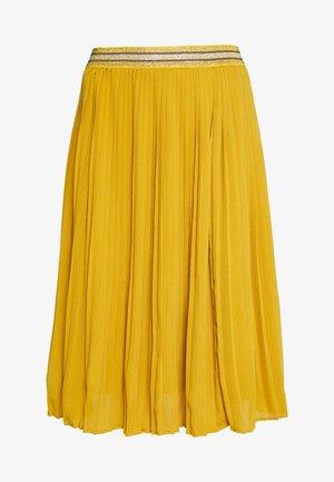 NUALBERTE SKIRT - A-line skirt - tawny orange