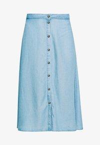 Nümph - AHNA SKIRT - Áčková sukně - blue - 4