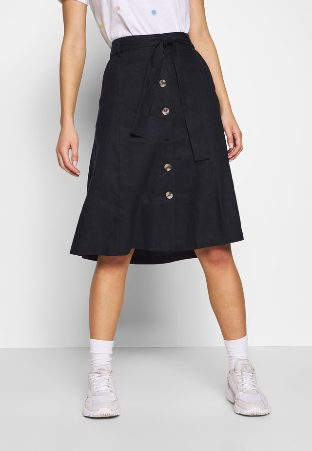 NUARIANELL SKIRT - A-snit nederdel/ A-formede nederdele - sapphire