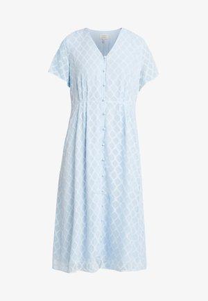 KALLIMA DRESS - Košilové šaty - light blue