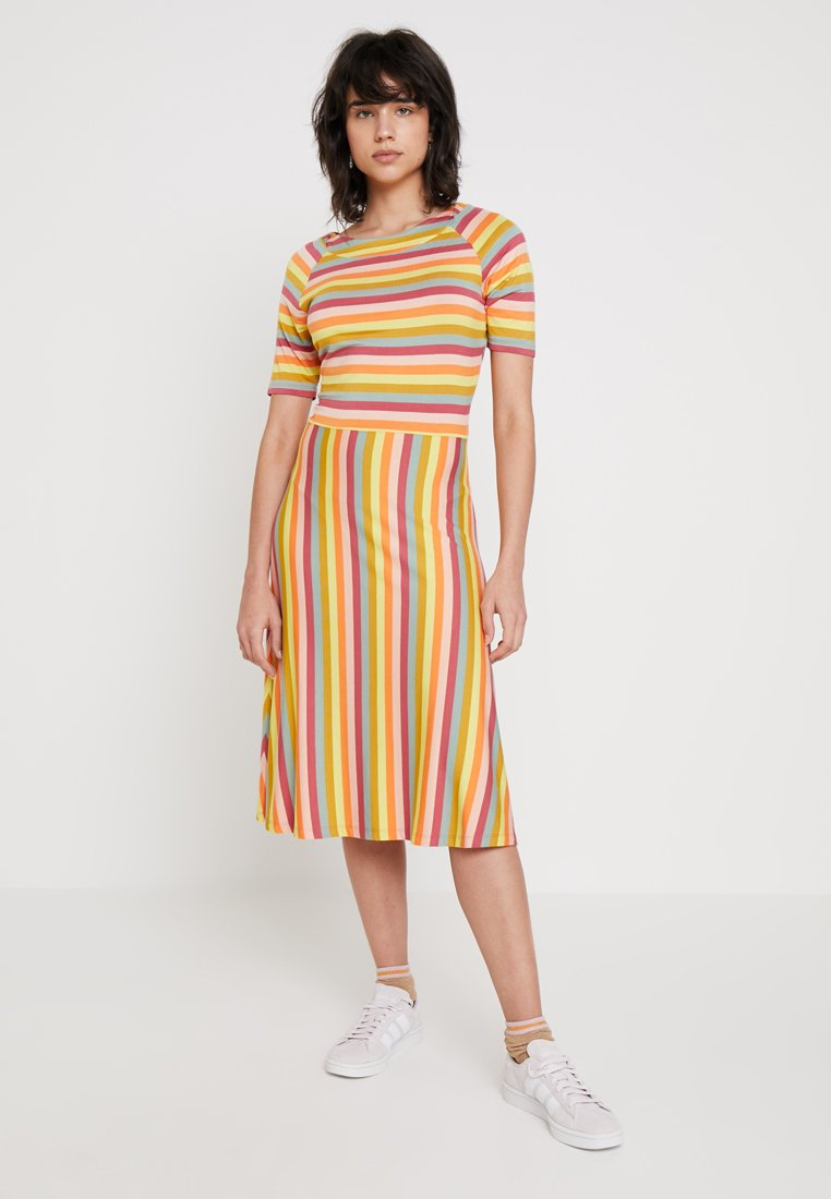 Nümph - KORA DRESS - Jerseykjoler - multi