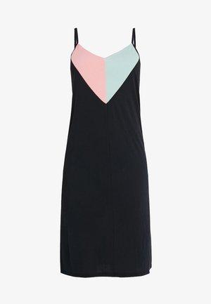 NEW CASSIANA DRESS - Jersey dress - caviar