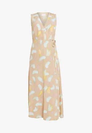 KYLA DRESS - Vestido largo - sesame