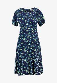 Nümph - ANOMA DRESS - Kjole - eve blue - 4